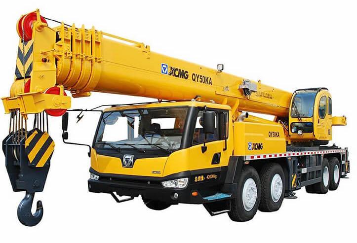 XCMG-QY50K-50-tonn