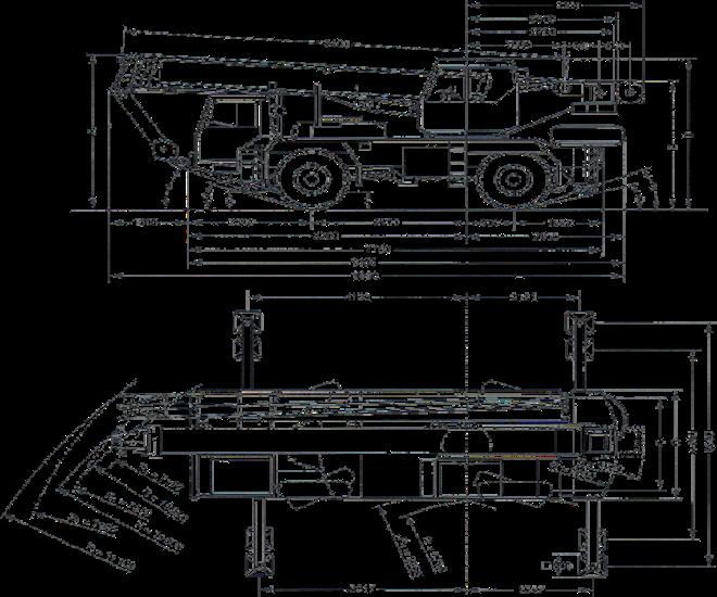Аренда автокрана Libherr LTM-1025 25 тонн