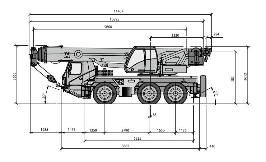arenda-avtokrana-Grove-GMK3060-60-tonn-gabariti